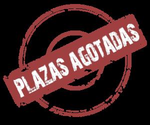 PLAZAS AGOTADAS